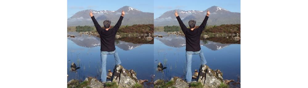 Scotland in 3D