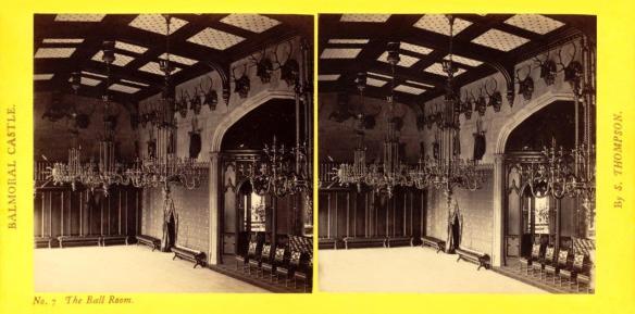 86 - S Thompson - Balmoral Castle - 7 Ballroom hi.jpg