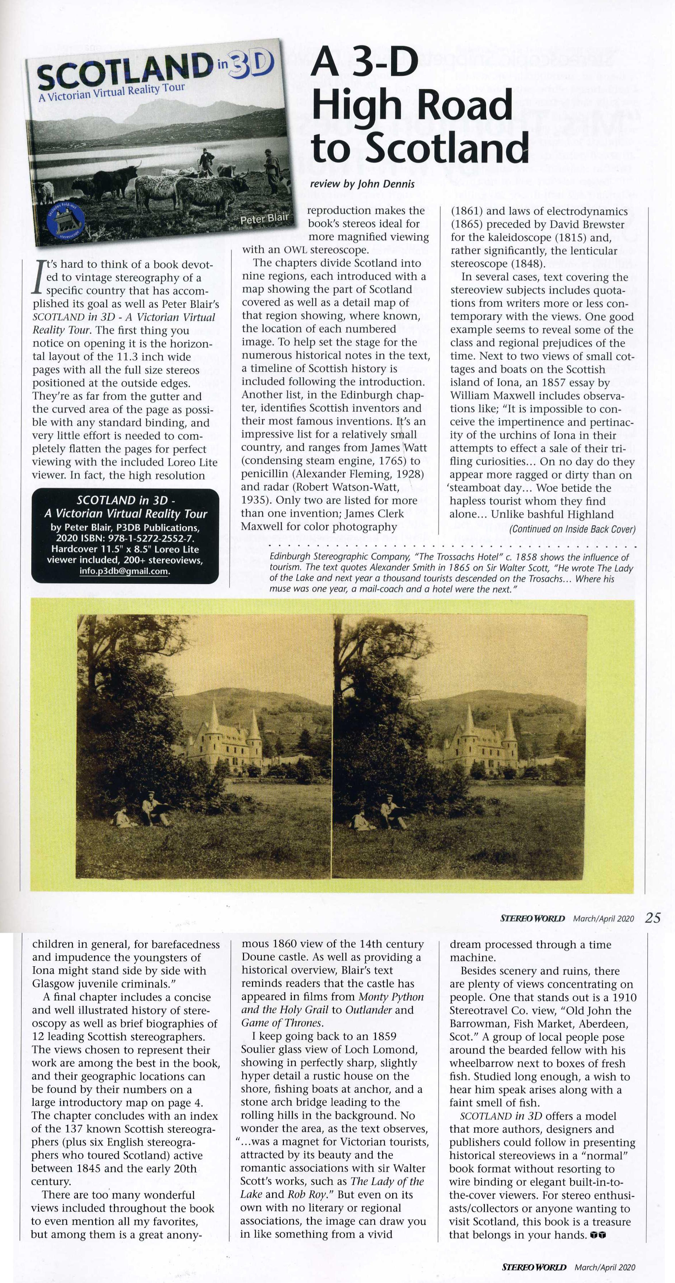 Review in SW Vol. 45 No copy